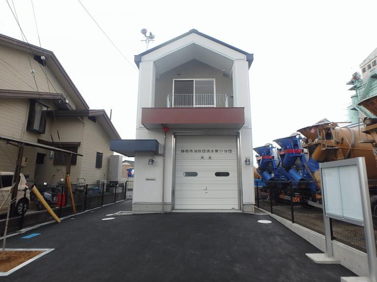 1903静岡市消防団第11分団(天王西)庁舎新築工事.JPG